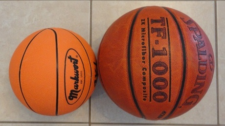 Youth Coaches: How Big Are Your Basketballs? - Basketball Sizes