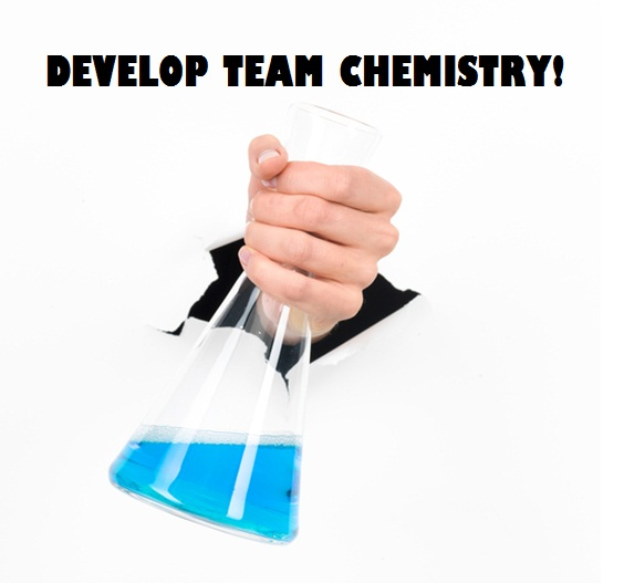 Two Easy Team Building Activities To Develop Team Chemistry