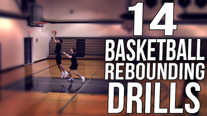 14 Basketball Rebounding Drills