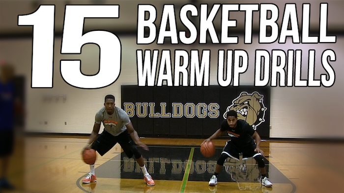15 Basketball Warm Up Drills