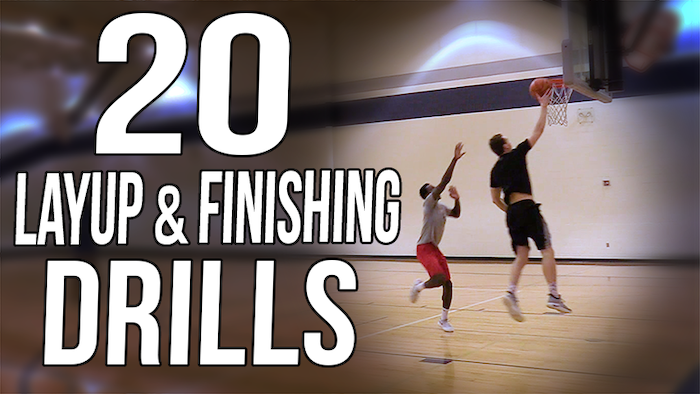 20 Basketball Finishing Drills