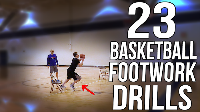 23 Basketball Footwork Drills