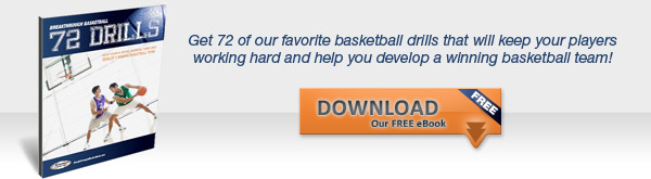 The Jump Stop Basketball Drill