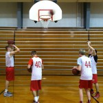 Do Your Players Waste Time Before Practice?  Give Them a Routine to Improve Skills