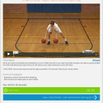 New (At Home) Ballhandling & Footwork Workouts and Technology That I Use