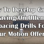 How To Develop Great Spacing On Offense – Spacing Drills For Your Motion Offense