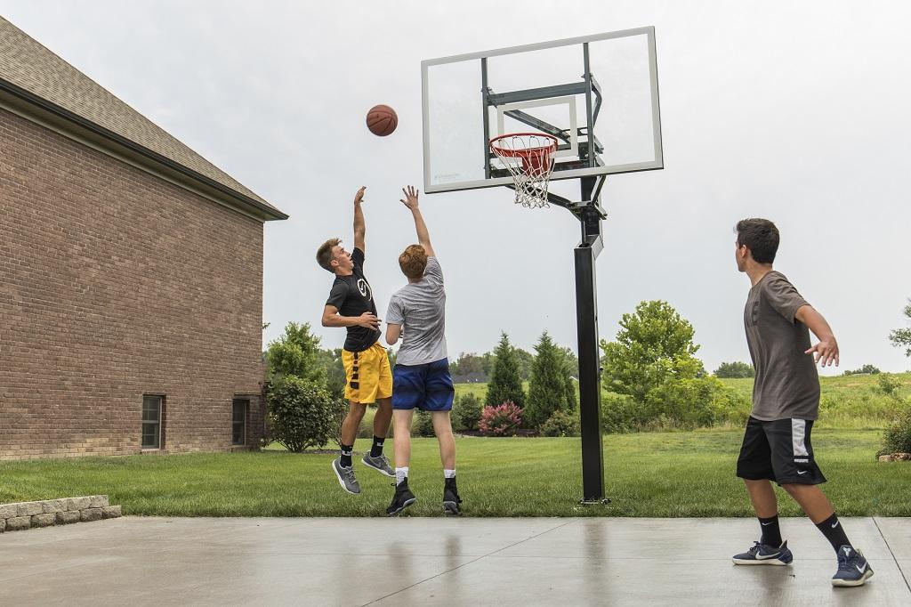Inground Basketball Hoop Guide Make A