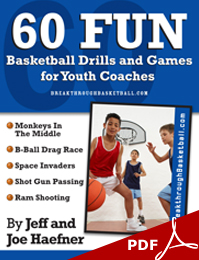 60 fun youth basketball drills how to make basketball practice fun how to make basketball practice fun and enjoyable tips tactics advice and 60 fun basketball drills for youth coaches fandeluxe Gallery
