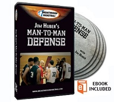 Jim Huber's Man to Man Defense